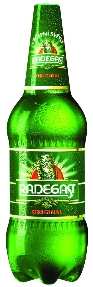 Radegast will introduce practical 1 5 litre plastic bottle | Prazdroj