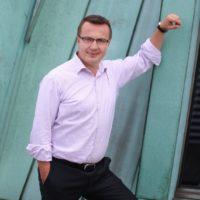 Roman Trzaskalik, marketing director