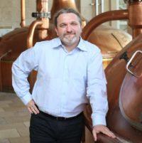 Vaclav Simek, manager of Velké Popovice brewery